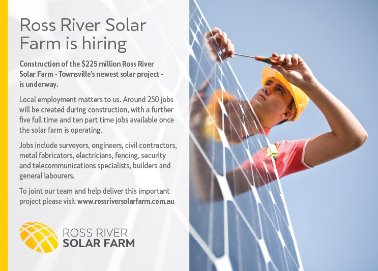 Opportunities | Ross River Solar Farm